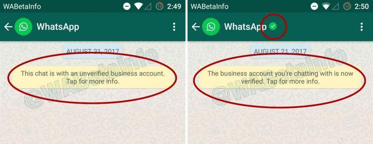 Whatssap Empresas
