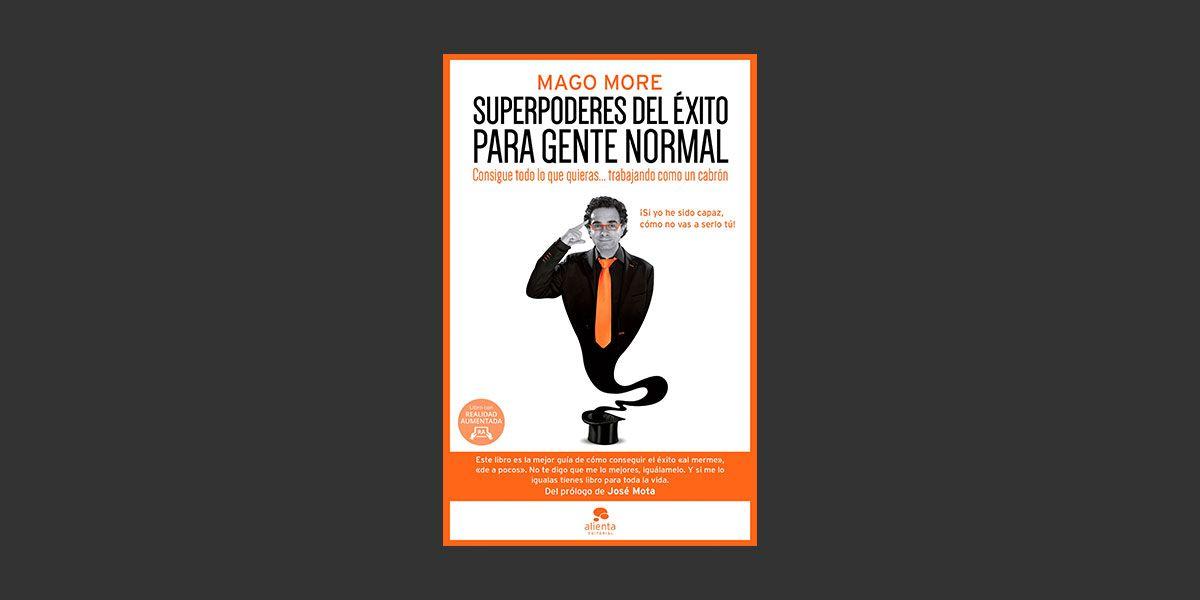 Libro Mago More Superpoderes