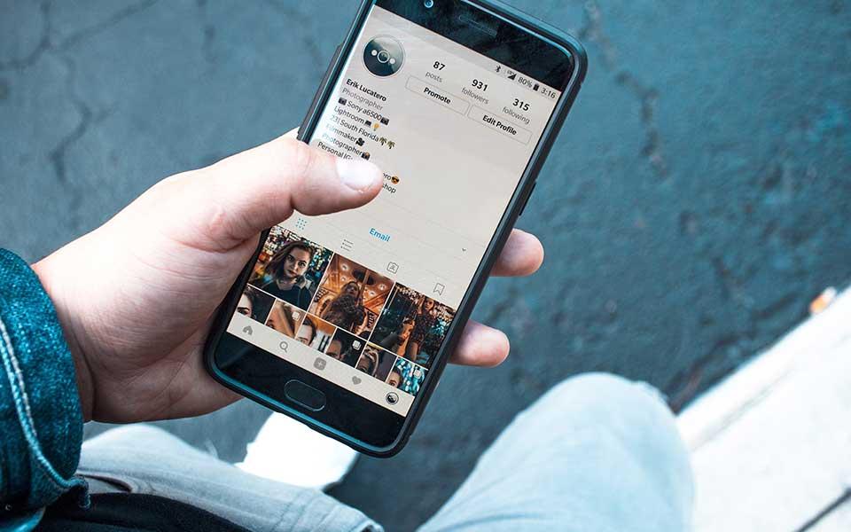 Uso de datos móviles