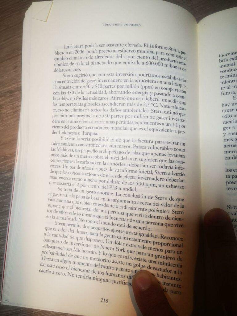 Enfoque del apartado del libro sobre la mujer y el matrimonio